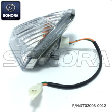 LONGJIA Spare Parts LJ50QT-3L F.Left Turning Light Winker (P/N:ST02003-0012) Top Quality