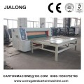 Semi Automatic Chain Feeding Rotary Die Cutter Machine