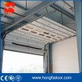 Aluminum Industrial Sectional Upgrading Door