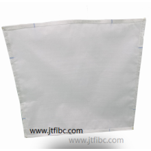 Customized for Bulk Bag Containers Plain Bottom U-Panel Jumbo Bag export to St. Helena Exporter