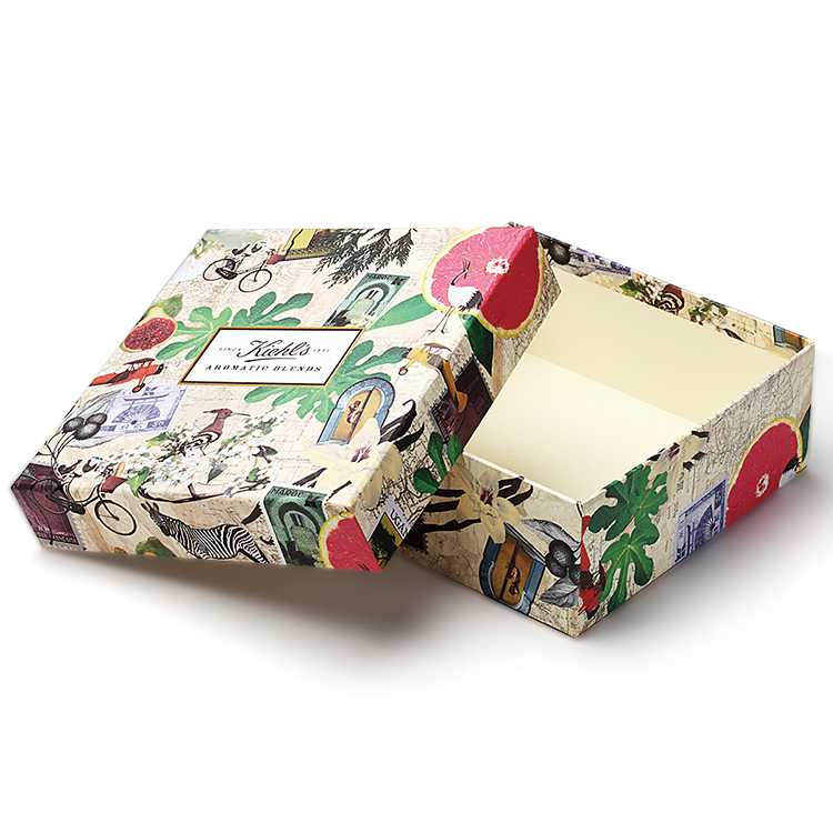 High Quality  Colour Paper Box