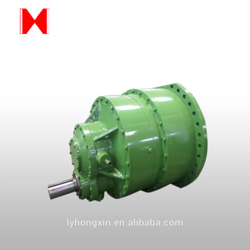 parallel shaft solid helical gear speed reducer