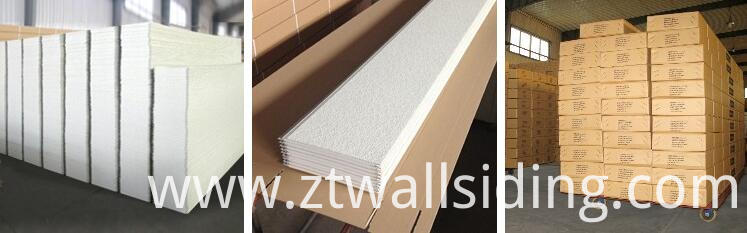 Pu Composite Siding