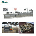 CHINA cereal bar automatic wrapping machine energy bar packing machine