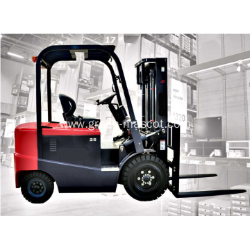 New Type Mini Narrow Battery Forklift 1.8 Ton