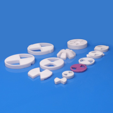 Industrial Mirror Polished Alumina Ceramic Seal Discs