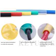 Good Quality for Polyolefin Dual Wall Tubing Adhesive Heat Shrink Tube with Glue export to South Korea Factory