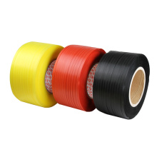 Customized for China Pp Strapping, High Tensile Virgin Pp Strapping, Woven Pp Strap, High Quality Pp Strap Manufacturer and Supplier Poly plastic packaging strapping band supply to Faroe Islands Importers