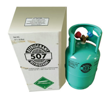 R507 CE Refillable Cylinder For Europen Market