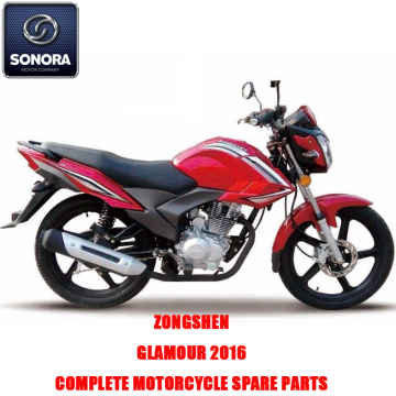 Zongshen GLAMOUR 2016 Complete Engine Body Kit Spare Parts Original Spare Parts