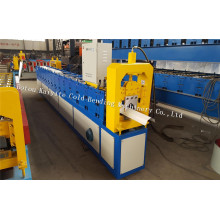 Galvanized Steel Roof Ridge Cap Making Machine