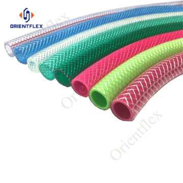 flexible pvc high quality coil transparent pipe