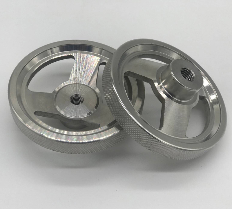 Precision Casting Stainless Steel Hand Wheel