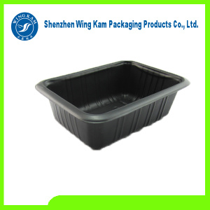 Disposable Customized Plastic Divided Food Tray