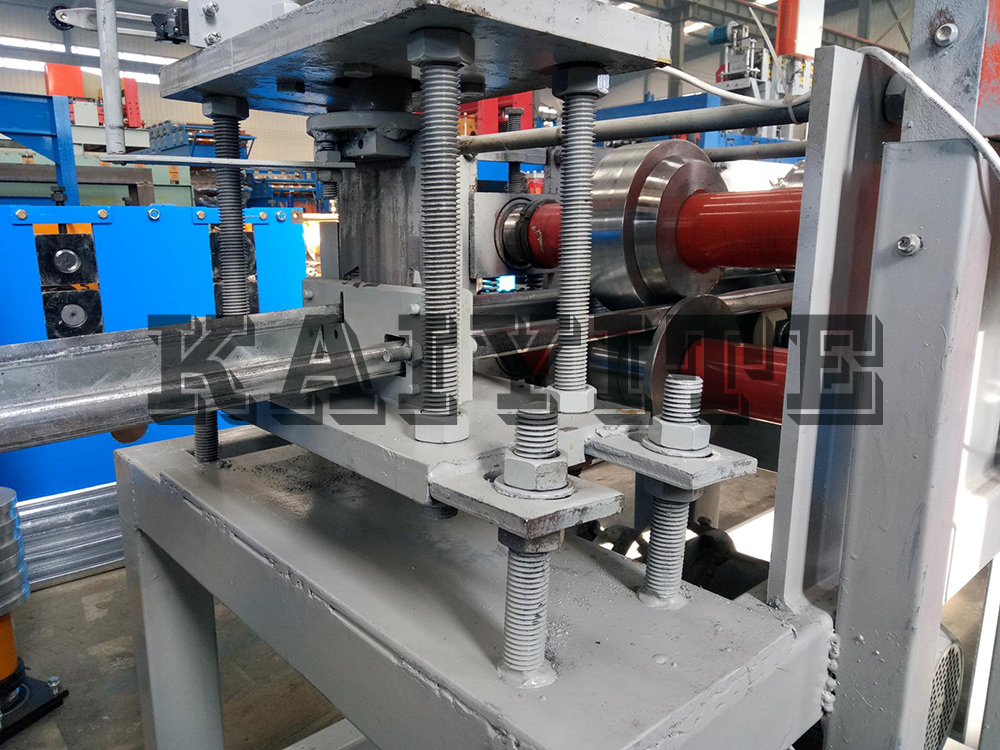 Automatic Metal Door Roll Forming Machine