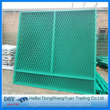 4'x8' Expanded Metal Wire Mesh Fence