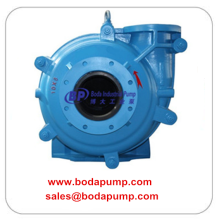 Sand Water Usage Slurry Pump