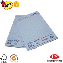 Cheap custom printed office notepad memo