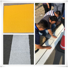 Traffic Paint  Thermoplastic Glass Beads