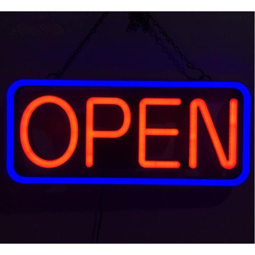 Neon Open Shop Sign LED for Sale