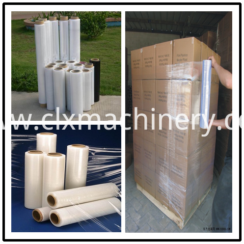 cling film machinery