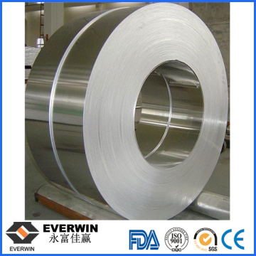 8011 O Aluminium Strip For Hot Water Pipe