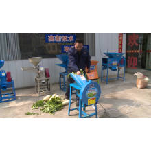 Popular Design for Mini Chaff Cutter Low Cost Electronic Pig Feed Making Machine export to Bahrain Manufacturer