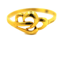 Popular Design for Bouquet K Gold Ring Prime Ring Yellow Gold 18 K supply to Iceland Suppliers