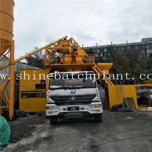 Non-foundation Concrete Cement Batching Plant