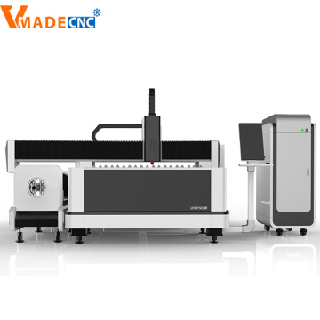 500W 1000W Metal Tube Laser Cutting Machine