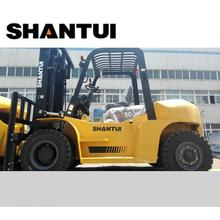 Leading for Mini 5 Ton Forklift 5 Ton Diesel Fork Lift Truck Side Shifter export to Malta Supplier