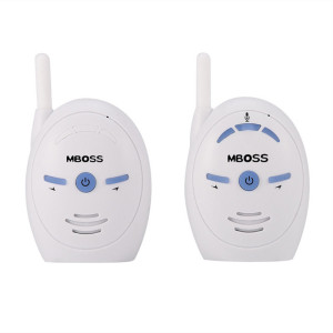 2.4GHz Digital Audio Baby Monitor Two Way Talk