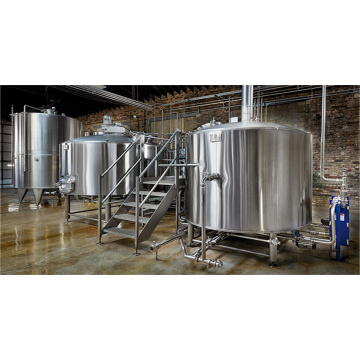 Commerical Craft Beer Brewery Expansion