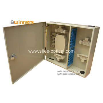 48 Core Wall Mounted Fiber Optic Termination Box