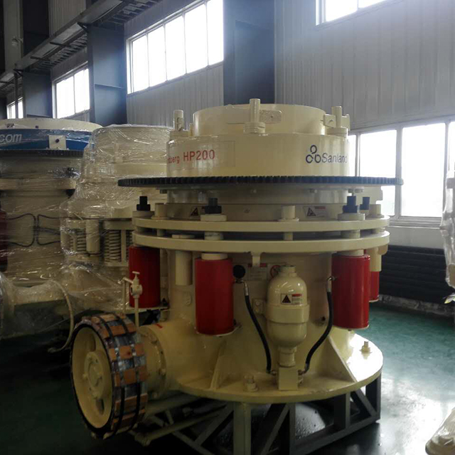 cone crusher machine