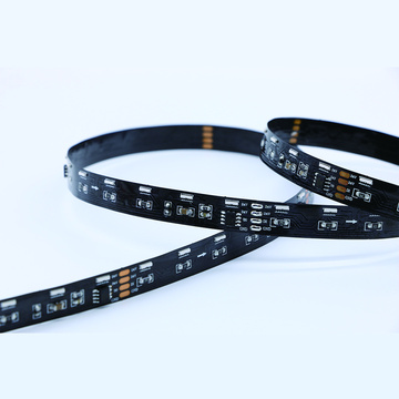 24V 040RGB Side Emitting 60led strip light