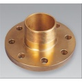 Brass Full Copper Male Flange