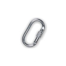 High Quality for Stainless Steel Carabiner Safety Carabiner Round Screw Carabiner supply to Papua New Guinea Importers