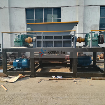 Industrial Scrap Heavy Duty Garbage Shredder Machine