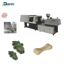 Good Quality for Pet Treat Molding Machine Injection Dog Chewing Bone Molding Machine supply to Botswana Suppliers