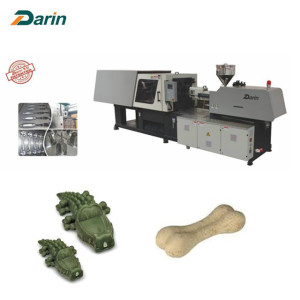 Injection Dog Chewing Bone Molding Machine