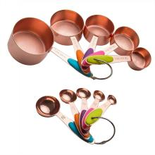 Best quality and factory for Spoons Set stainless steel measuring cups  set supply to Russian Federation Supplier