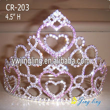 Holiday Heart Valentine's Day Pageant Crown