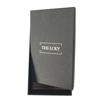 Luxury Tie Gift Two Pieces Box