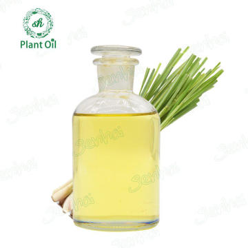100% natural organic pure lemongrass oil