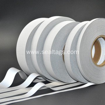 Printed Nylon Taffeta Tape Label Ribbon
