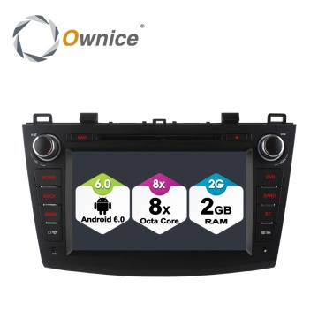 Sayen 2GB ROM Android 6.0 Car Radio