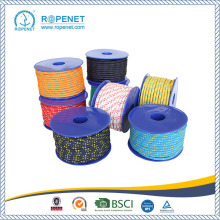 China for  Mixed Colors Nylon Type Utility Rope With Core export to St. Helena Factory