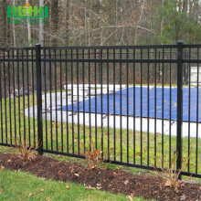 wrought iron fence spears