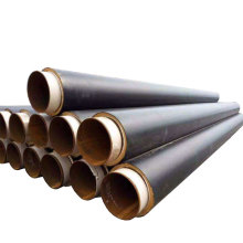 Carbon Steel Jacket Thermal Erw Insulation Steam Pipe